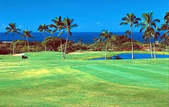 los mejores campos de golf en hawai