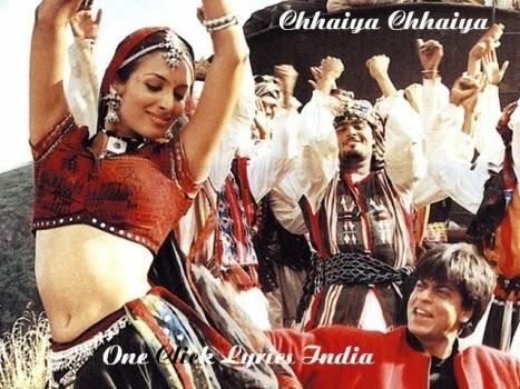 Chhaiya Chhaiya Song Lyrics