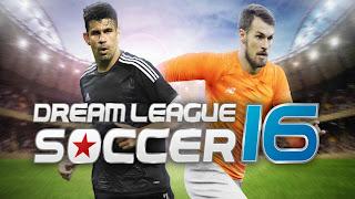 طريقة تحميل لعبة دريم ليج سوكر 2016 dream league soccer للاندرويد بحجم 180mb