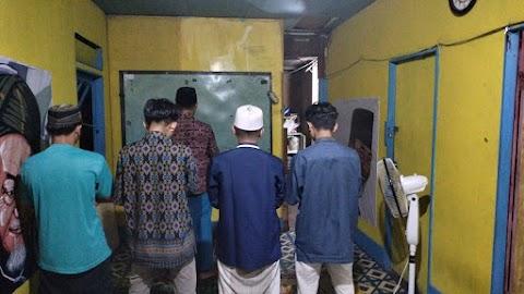 PMII Kutim Menghidupkan Ramadhan Dengan Sholat Tarawih dan Tadarus