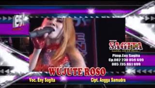 Lirik Lagu Wujute Roso - Eny Sagita