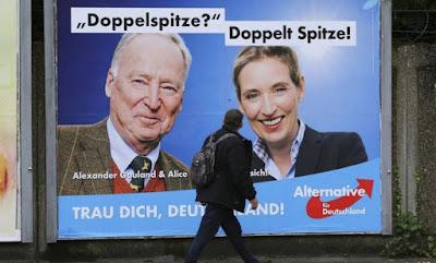 Nazistas de volta ao parlamento alemão