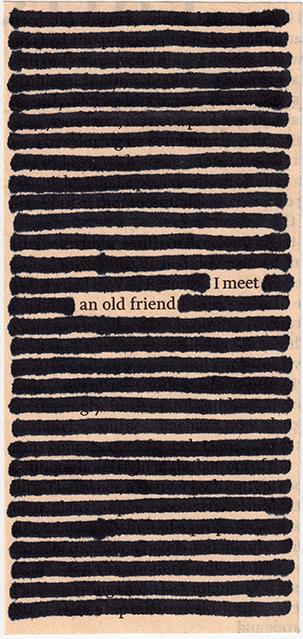 I meet