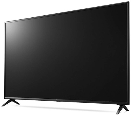 LG 50UK6300PLF: panel 4K de 50'' con soporte ThinQ y HDR
