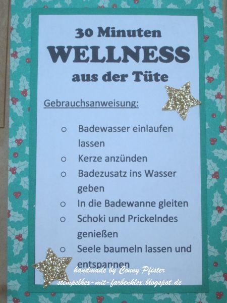 männer wellness tüte