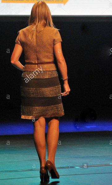 Crown Princess Maxima at the conference 'The Future of Banking'' by the Dutch Finance Company for Developing Countries