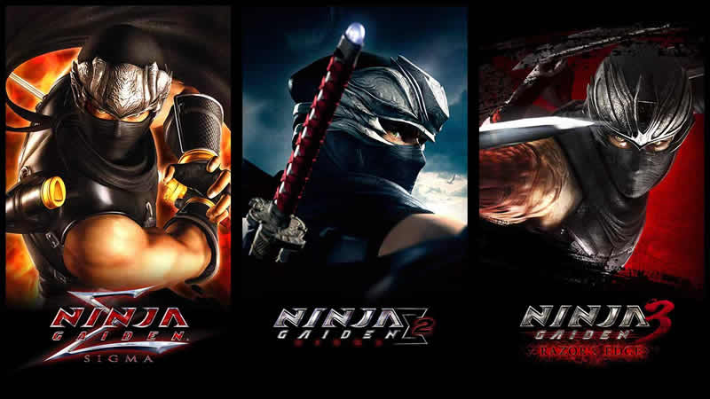 Ninja Gaiden Master Collection Deluxe edition