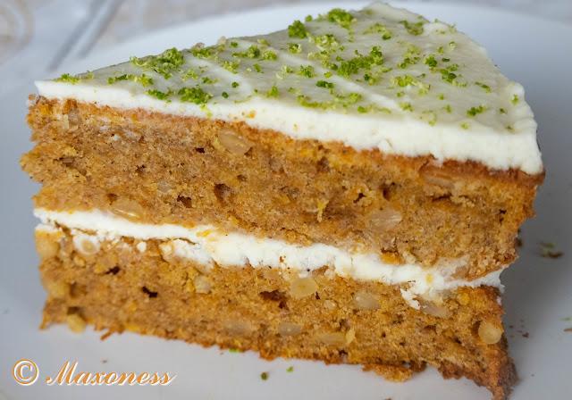 Тот самый морковный торт. Скандинавская кухня