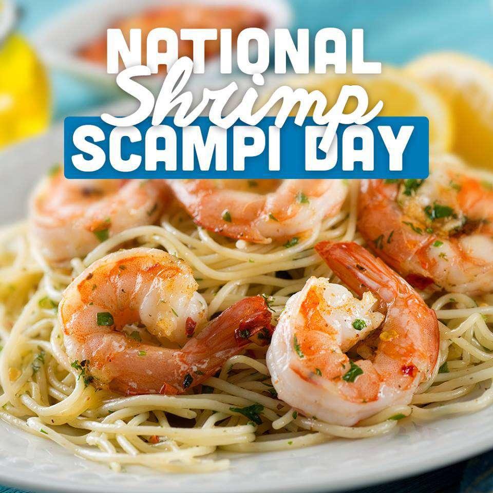National Shrimp Scampi Day Wishes Photos