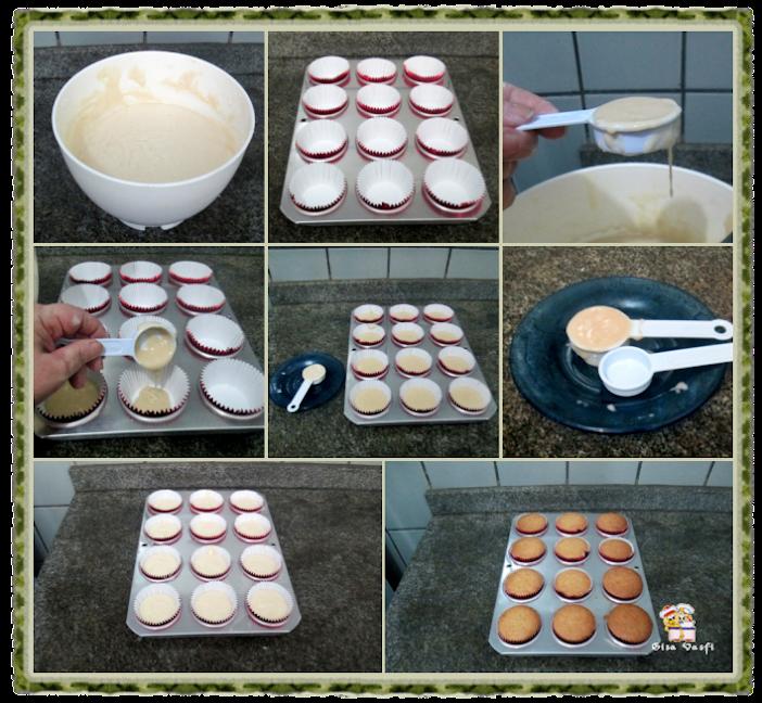 Cupcake pina colada 6
