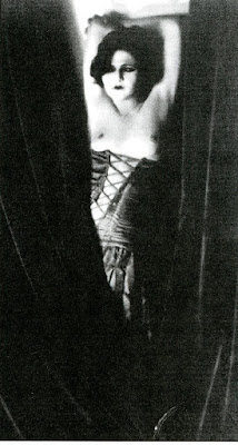 Dancer Anita Berber - Berlin 1920s