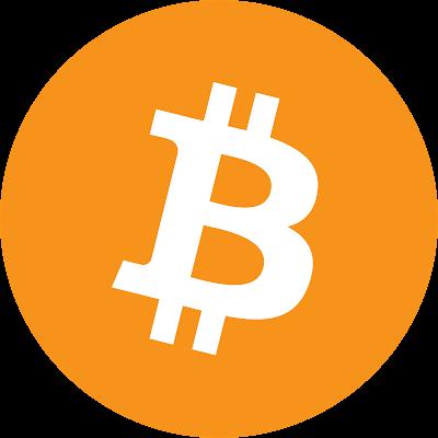bitcoin btc logo transparent png background free download