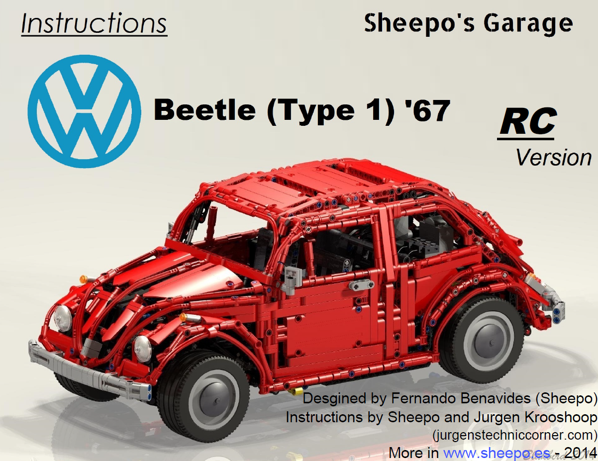 Volkswagen Beetle (Type 1) '67