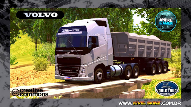 VOLVO FH16 750 - CORREA DENIZ TRANSPORTES