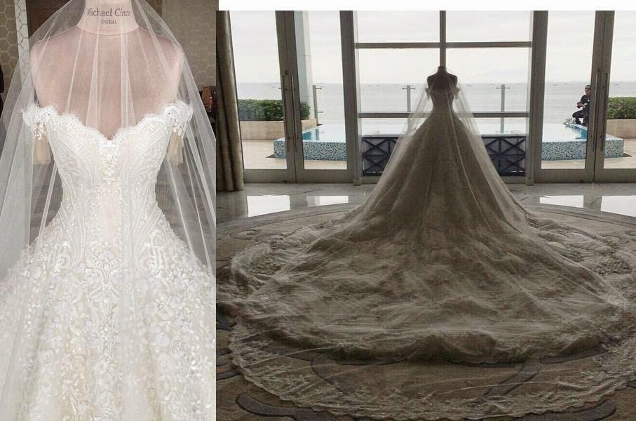 Dingdong Dantes And Marian Rivera Wedding Photos Mykiru Isyusero