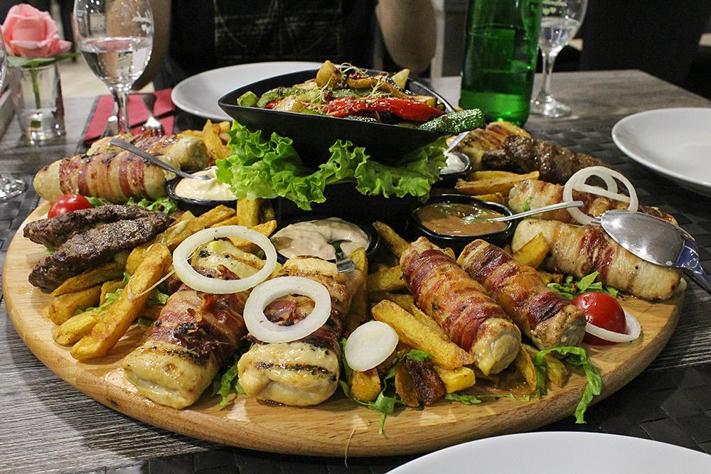 PapPar Grill Restaurant Croatia