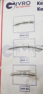 Jenis Kawat Silet (Razor Wire)
