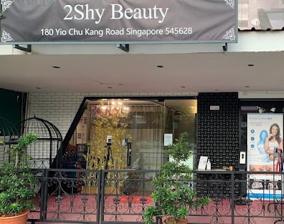 2 Shy Beauty Serangoon