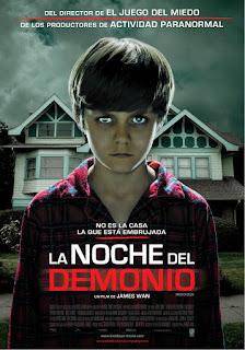 La Noche Del Demonio (2011) Online
