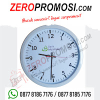 Souvenir Jam dinding 286P custom logo, Souvenir Jam Dinding Custom Untuk Barang Promosi Perusahaan