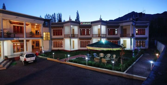 Hotel Nalanda Ladakh, Jammu & Kashmir is certainly a nice property to stay.