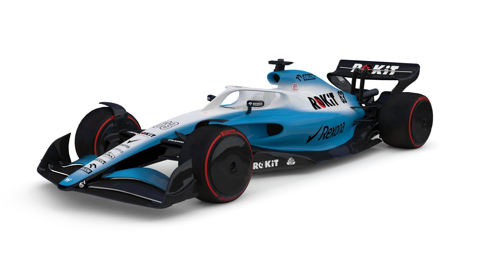 Williams F1 2021