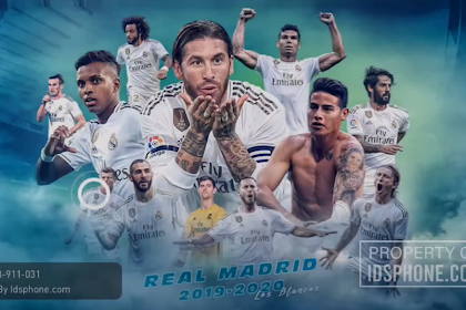 PATCH PES 2020 REAL MADRID | IDSPHONE PATCH V4.6.0 OBB+CPK