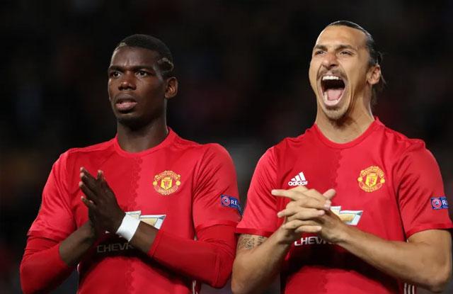 Mino Raiola Segera Hadirkan Trio Ronaldo, Ibrahimovic, dan Pogba