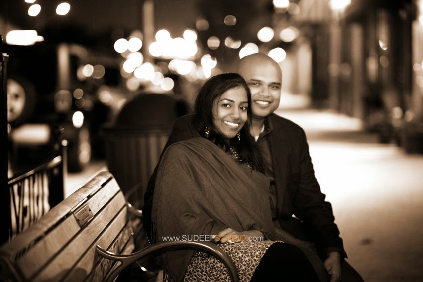 Royal Oak Wedding Engagement Session - Sudeep Studio.com