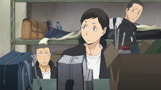 ハイキュー!! アニメ 3期10話   HAIKYU!! Season3