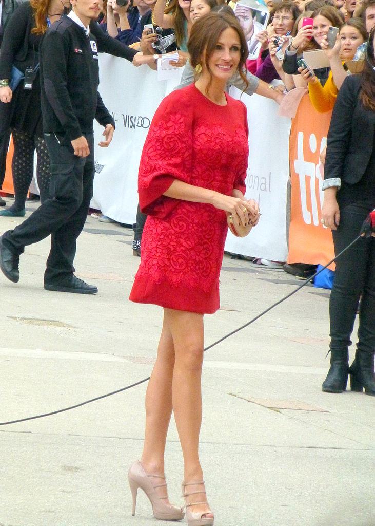 tall female celebrities