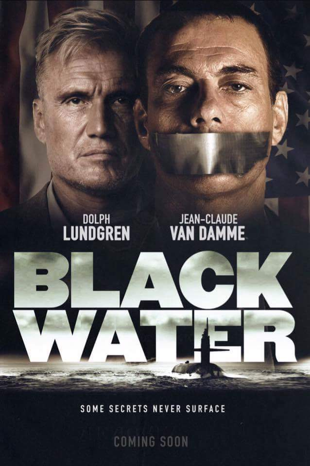 New Releases - Black Water (2018) - Reviewed