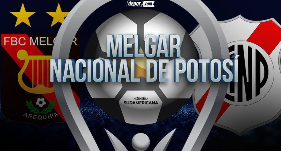 Melgar Vs Nacional Potosí como ver en vivo 18 de febrero