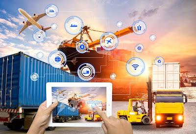 Логистика - наше будущее - учимся вместе!!!: Цифровизация в современной  транспортной логистике