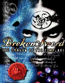 Portada Videojuego Broken Sword La Leyenda de los Templarios