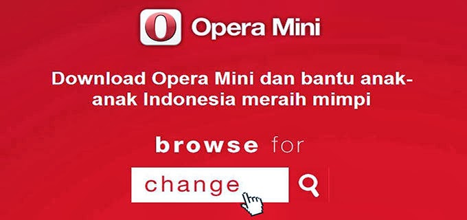 Download Opera Mini Browse For Change