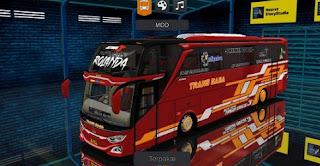 Bus JB3+ Scania