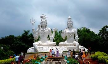 Vizag Kailasagiri Park Details (Location, Entry Fee, Timings)