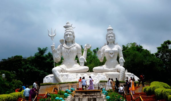 Vizag Kailasagiri Park Details (Location, Entry Fee, Timings)
