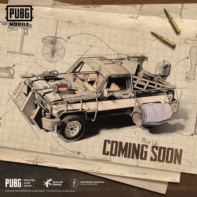 PUBG Mobile Payload 2.0 Rock and Load all details