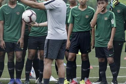 Timnas Indonesia U-16 Menghadapi Pemusatan Latihan Untuk Persiapan Piala AFF U-16 Dan Piala AFC U-16 2020