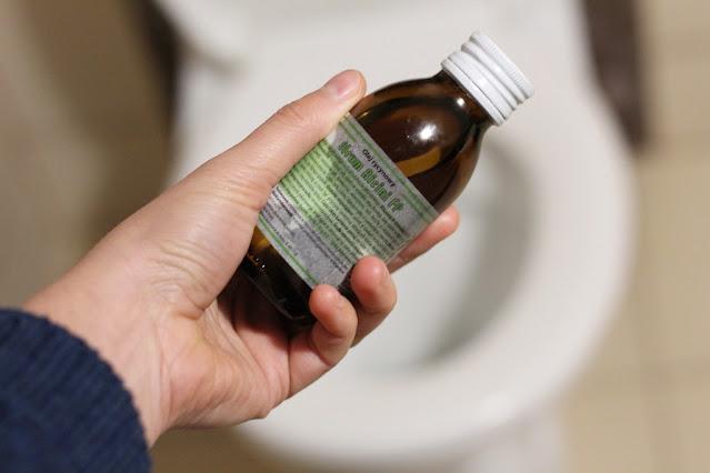 olej rycynowy przeczyszczenie