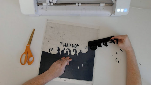 silhouette cutting mat, cameo 4 tutorials, heat transfer vinyl, cameo 4, HTV