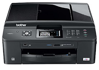 Brother MFC-J625DW Driver and Review