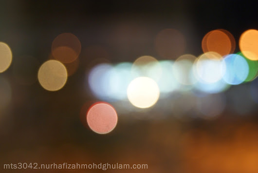 THEME 6 : BOKEH AND WORD