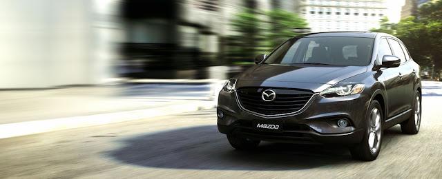 Mazda CX9 sở hữu thiết kế hiện đại cùng với khả năng vận hành mạnh mẽ mang đến niềm tự hào cho chủ sở hữu