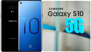 Samsung Galaxy S10's 5G Version to Come with 12GB RAM, 1TB Storage