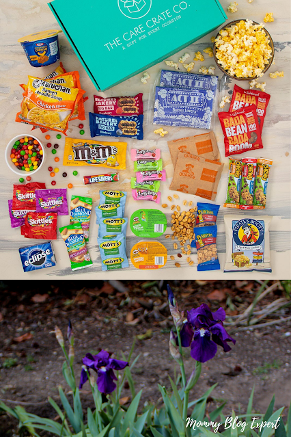 Care Crate Candy Snack Subscription Box