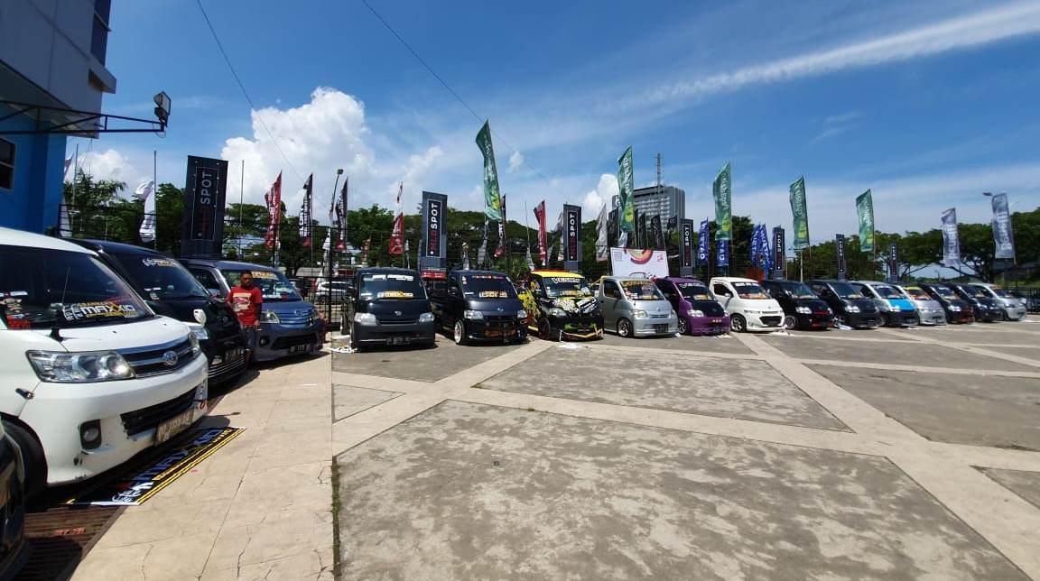 Daihatsu Modifikasi Contest Di IIMS Makassar Banjir Peserta