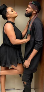 Actor Blossom Chukwujekwu's Wife, Maureen Brutally Devours Instagram User. That User Currently Needs Your Support.